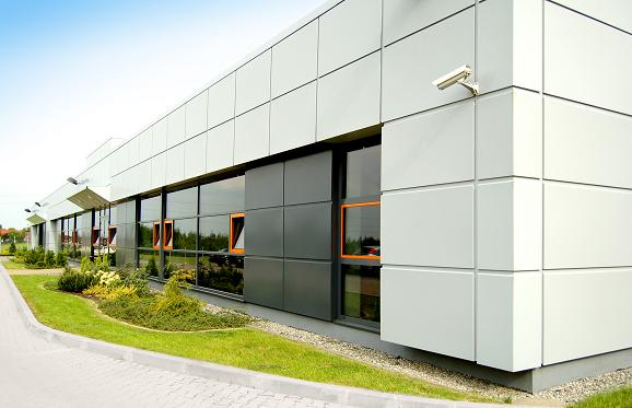 Budynek firmy Wilk Elektronik SA