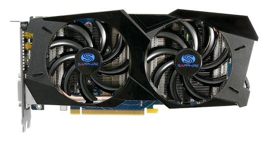 SAPPHIRE Radeon HD 6870 1GB DiRT3 Edition