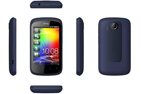 HTC Explorer All