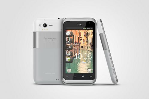HTC Rhyme White