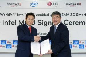 LG Intel
