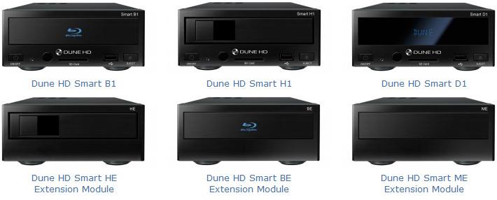 Dune HD Smart Moduły