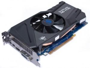 Radeon Sapphire HD7770
